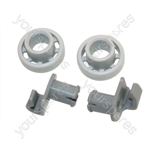 Hotpoint DF52A Wheel Spares