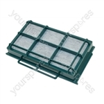 Morphy Richards Vacuum Cleaner Cassette Filter (3 layers)