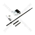 Flavel Cooker Rear Support Wheel Adjuster