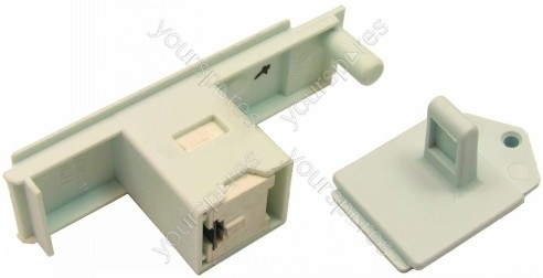 Hotpoint CTD80P Door Catch \u0026 Latch Kit  sc 1 st  Yourspares & Hotpoint CTD80P Door Catch \u0026 Latch Kit C00141611 by Indesit