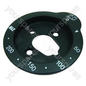 Control Knob Bezel Oven Bdb120036