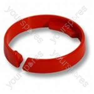 Wand Swivel Clip Red