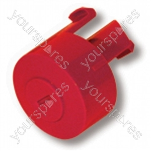 Switch Actuator Scarlet