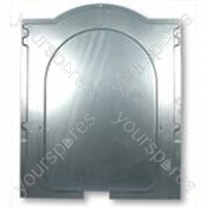 Rear Cabinet Cover