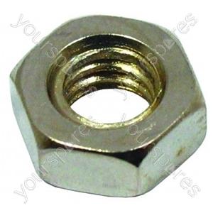M4 C/f M/c Nut Chrome Pltd