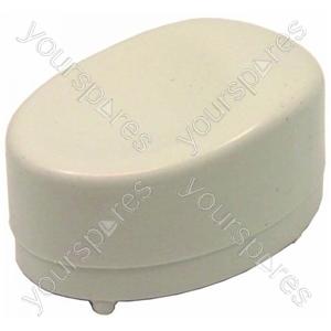 Indesit White Washing Machine On/Off Button