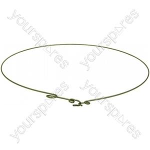 Indesit Door Seal Clamp - Wire and Hook Fixing