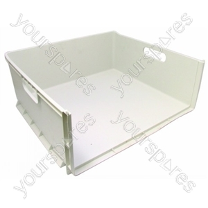 Middle Drawer -(wxdxh 440x406x160) - Whi