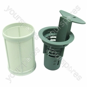 Central Filter & Cylindrical Filter Kit