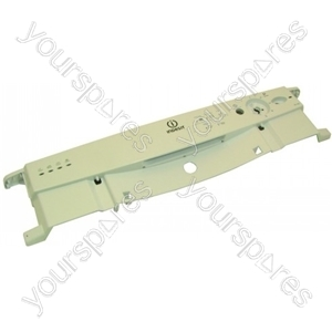 Indesit White Dishwasher Control Panel Fascia