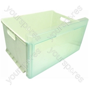 Hotpoint FF175BG Middle Drawer -(wxd 434x300) - Green/pw