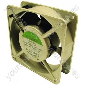 Indesit Oven Cooling Fan Assembly