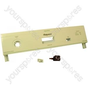 Console Hsg Kit Wht