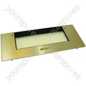 Door Glass Top Oven
