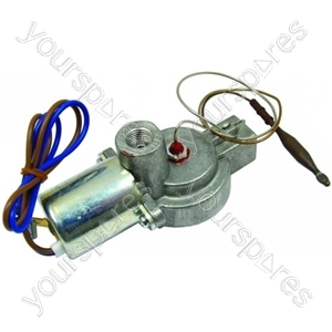 Cannon Main Oven Flame Safety Device Assembly