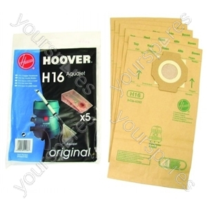 Hoover Standard Vacuum Filtration Bags (H16)