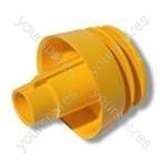 Flow Accelerator Body Yellow