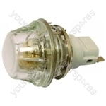Ariston BL40G01B Oven Lamp Assembly
