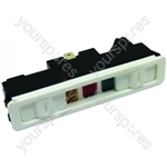 Hotpoint OSKVF120 Slide Switch/light Assy-microel Zgsl0792