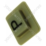 Indesit Dishwasher Button Cover