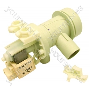 Electrolux 605647754 Washing Machine Drain Pump