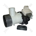 Electrolux 605637203 Hanning Washing Machine Drain Pump - FE30B4/079