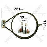 AEG 1500 Watt Main Oven Circular Element