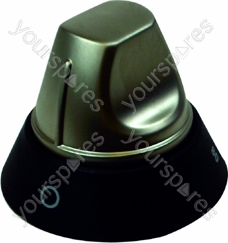 Genuine Indesit Cannon Hotplate Knob Assembly