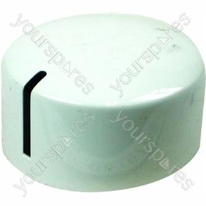 Ariston Dishwasher White Timer Knob Assembly