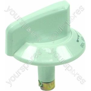 Indesit Top Oven Control Knob (White)
