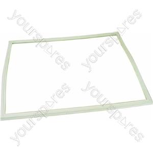 Door Seal Freezer - White  579x702