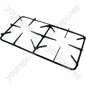Indesit Gas Hob Double Pan Support