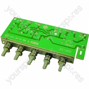 Indesit Cooker Hood Electrical Circuit
