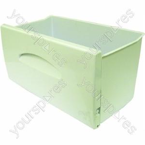 Indesit White Freezer Drawer - 414 x 201 mm