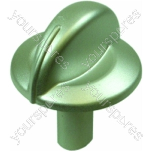 Control Knob (long Spindle) Champagne
