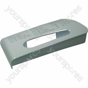 Indesit Soap Drawer Front / Dispenser Handle