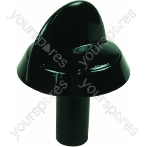 Hotpoint Black Top Oven Control Knob
