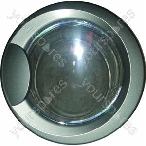 Indesit Washing Machine Door Frame Assembly