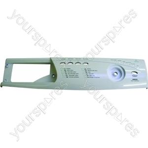 Indesit Control Panel Fascia & Drawer Front
