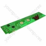 Ariston ALE70CXFR Interface PCB (Printed Circuit Board)