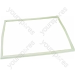 Door Seal Freezer - White  579x702