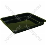 Indesit K6G21(W)/G Enamelled Grill Pan Black 330x279x40