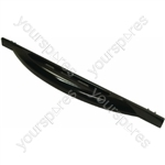 Indesit Door Handle Black