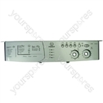 Indesit Control Panel and Handle