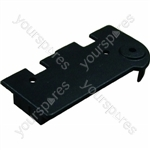Indesit Cooker Lower Left Hand End Cap (Black)