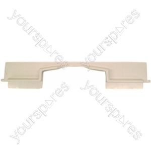 Indesit Refrigerator Rear Glass Section