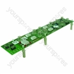 Hotpoint BE82K Touch Control PCB (Printed Circuit Board)