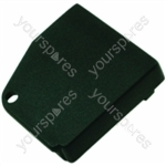 Indesit Black Right Hand Top Door Cap