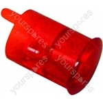 Indesit 10856G Red Neon Light Lamp Lens