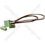 Hotpoint Wiring module p/sw -heating Spares